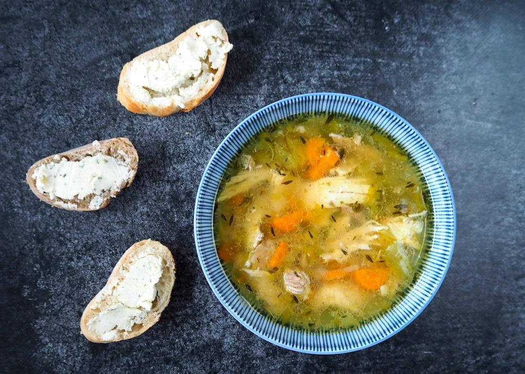 Basisrecept kippensoep – deze soep kan iedereen maken!