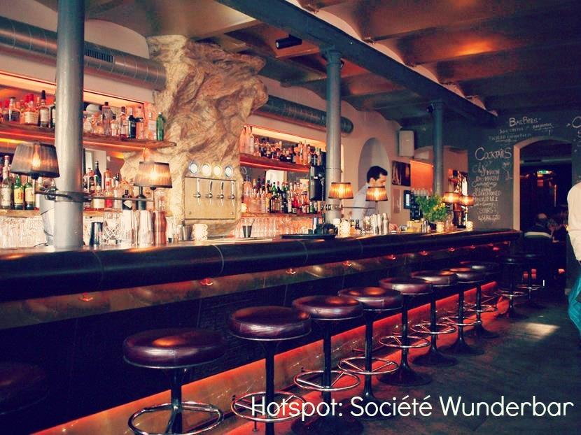 Hotspot: Société Wunderbar