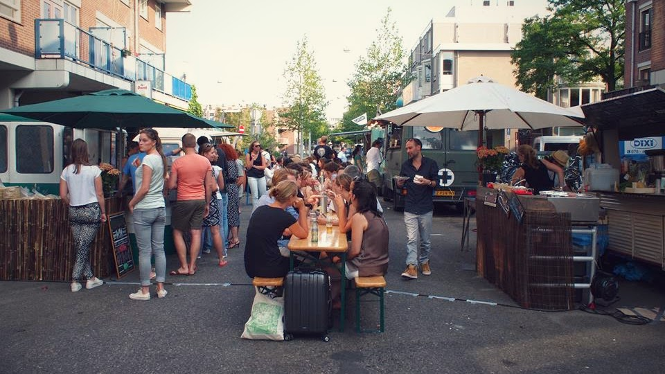 Hotspot: Kanen bij Ten Kate (Foodtrucks!)