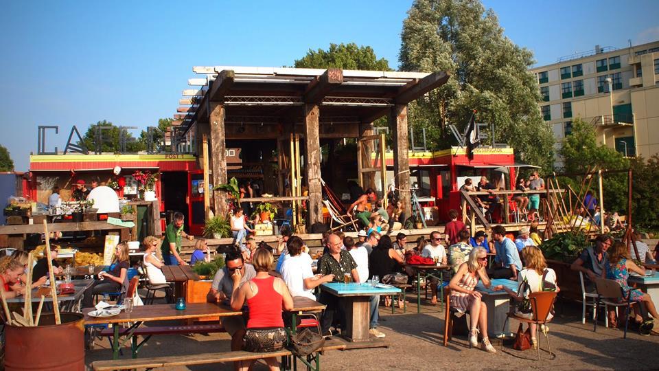 Hotspot: Café de Ceuvel