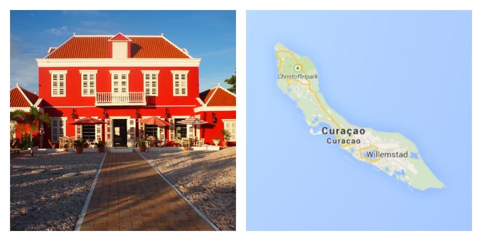 Villa Tokara: Het mooiste hotel van Curaçao