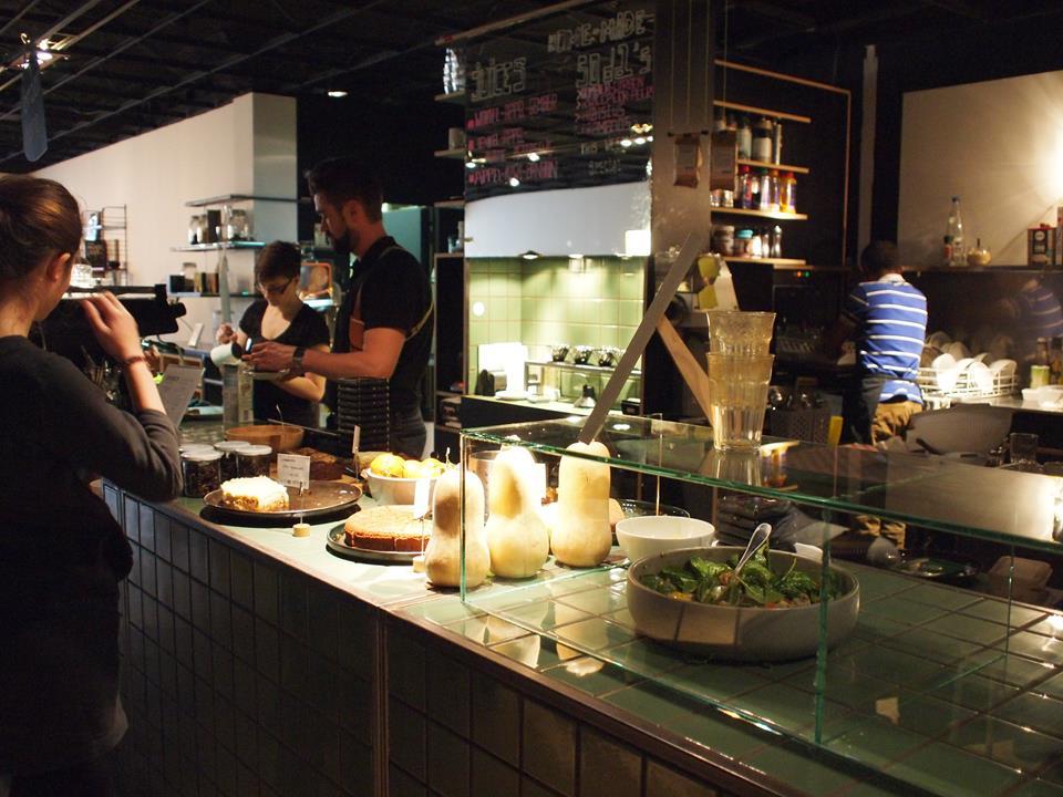 Hotspot Antwerpen: Coffeelabs