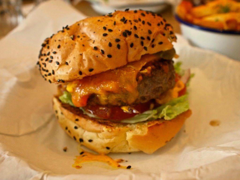 Burger hotspot Geflipt