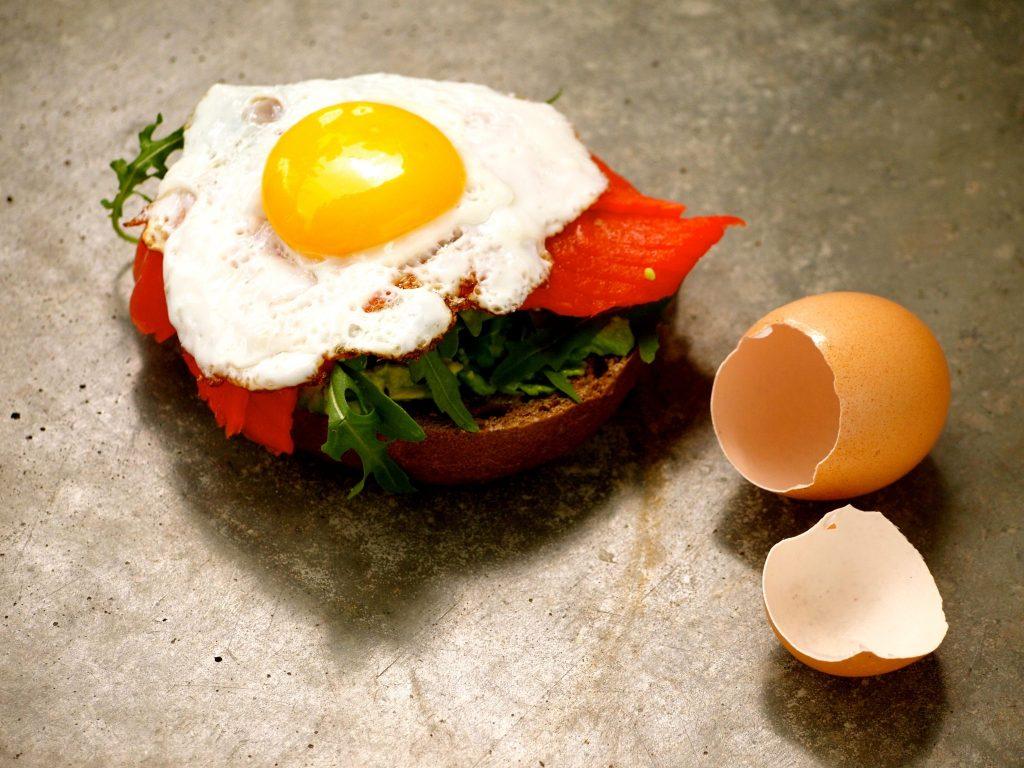 Zo krijg je het perfecte gebakken ei