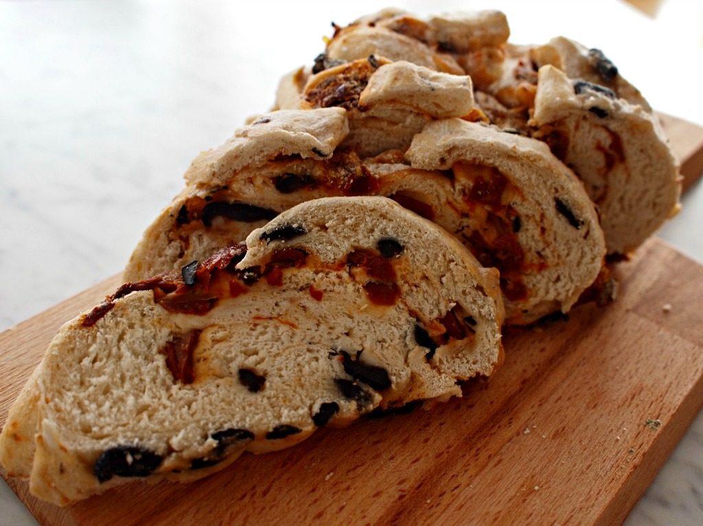 Homemade Italiaans Borrelbrood