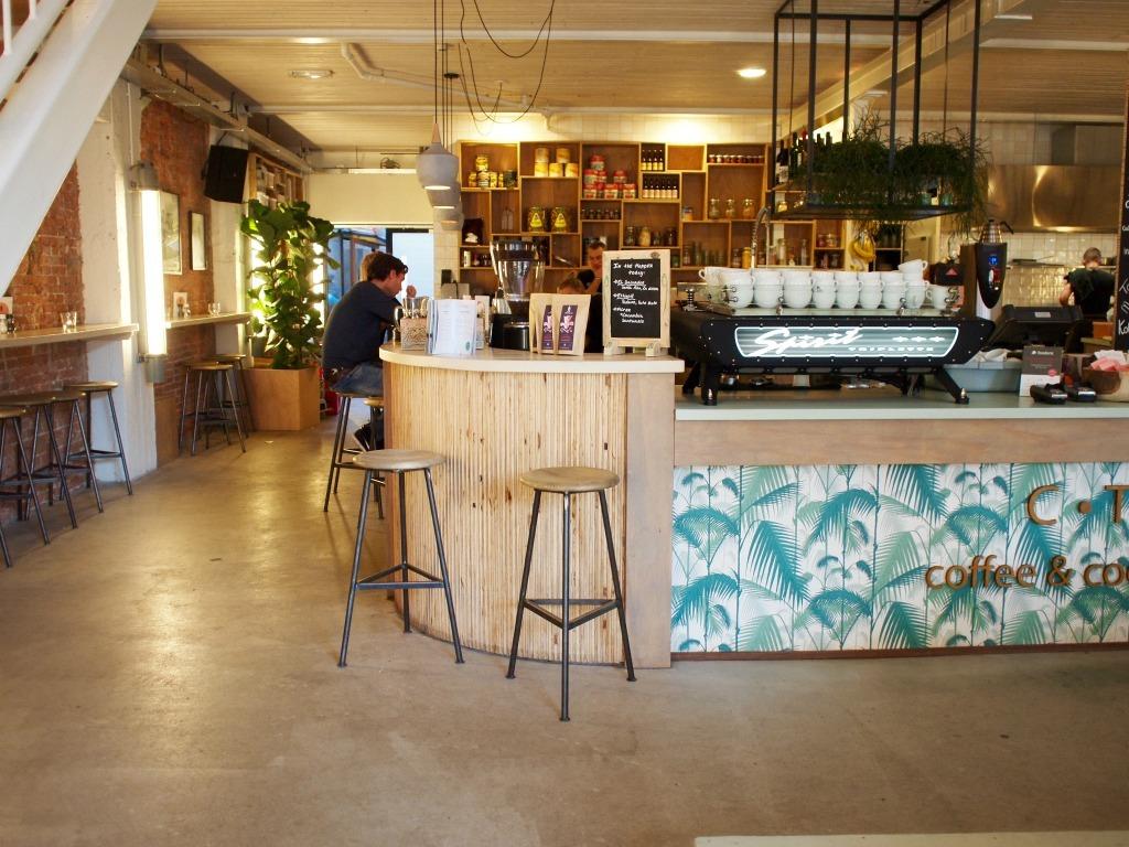 CT Coffee & Coconuts | Meer dan koffie