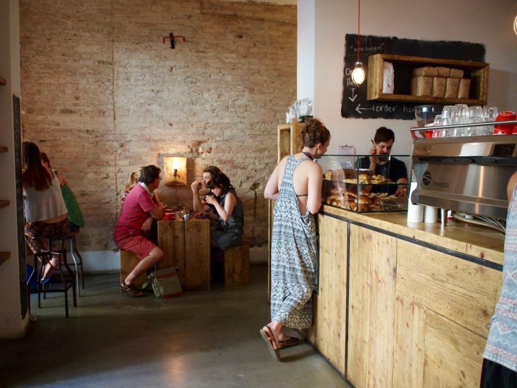 Silo | Ontbijt hotspot in Friedrichshain Berlijn