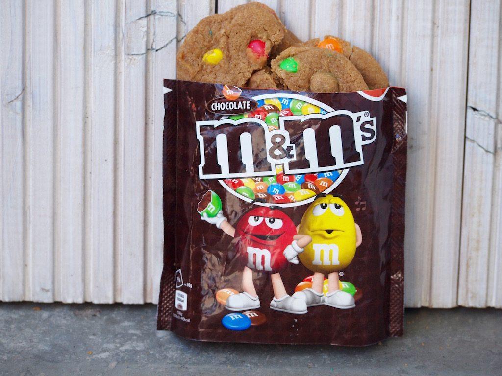 M&M Koekjes | Verslavend lekker
