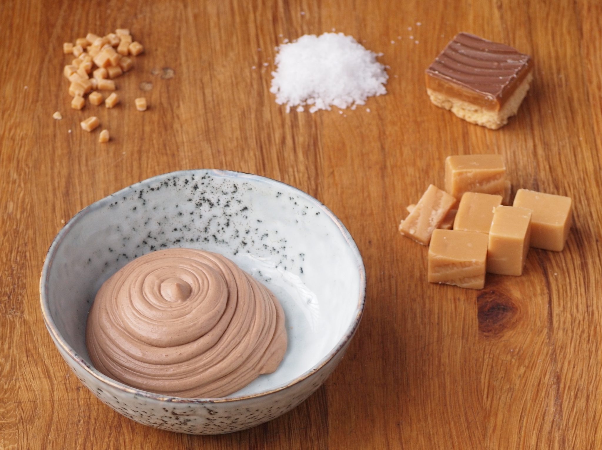 Tony's Chocolonely Salted Caramel Chocolademousse
