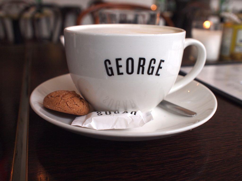 George Bistro | Brunch tot Burger in Amsterdam Zuid