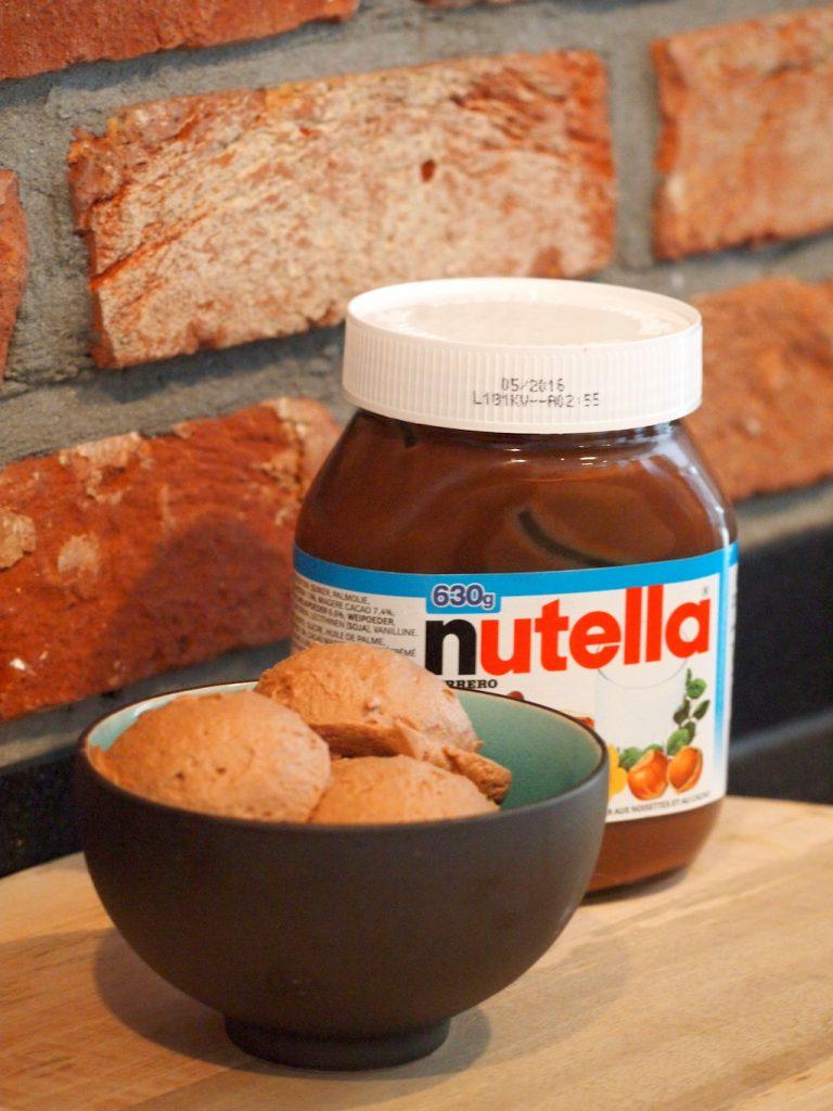 Nutella Chocolademousse