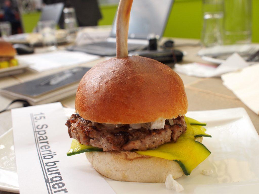 De lekkerste hamburger van 2016