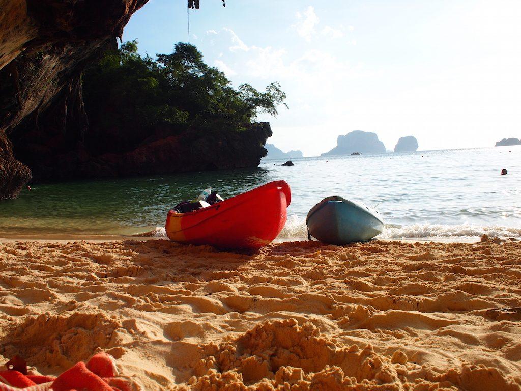 Railay – Krabi provincie Thailand