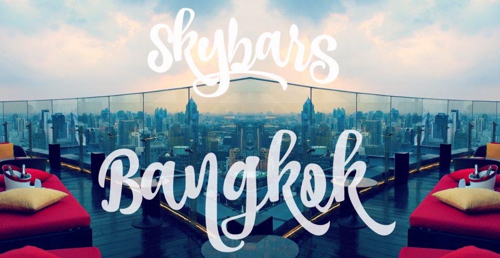 Leukste Sky bars in Bangkok
