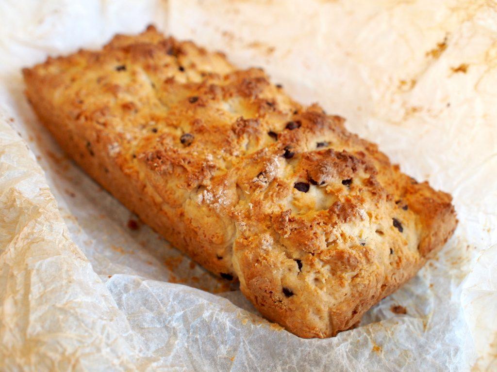 Zoet brood maken van IJS!!