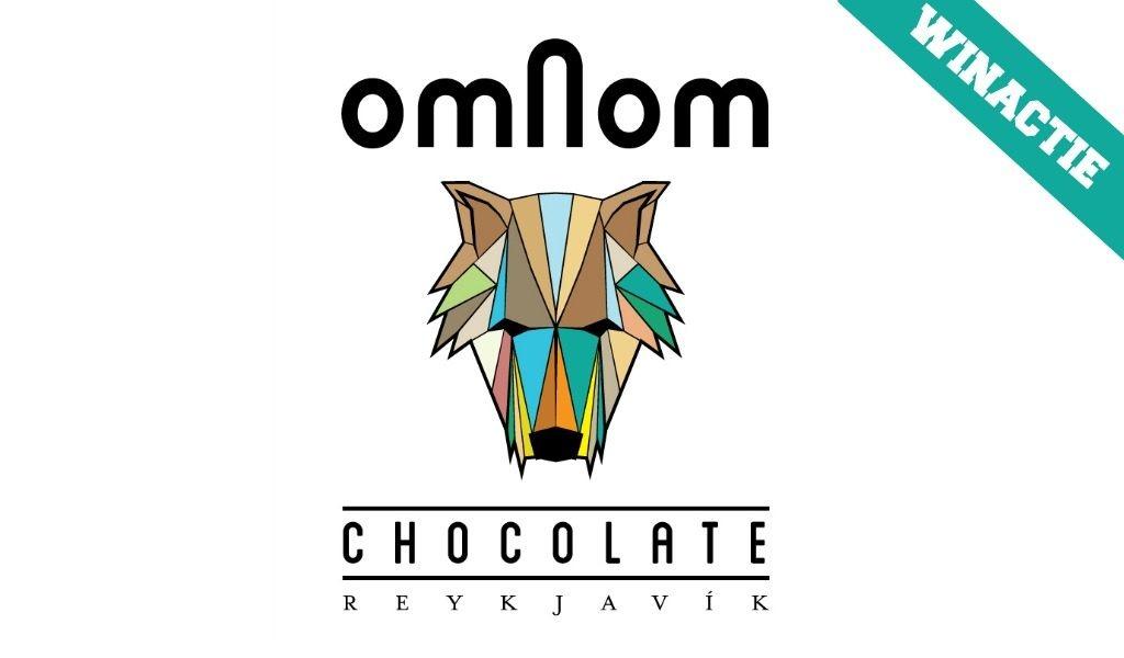 Winactie omNom chocolate uit Reykjavik!!