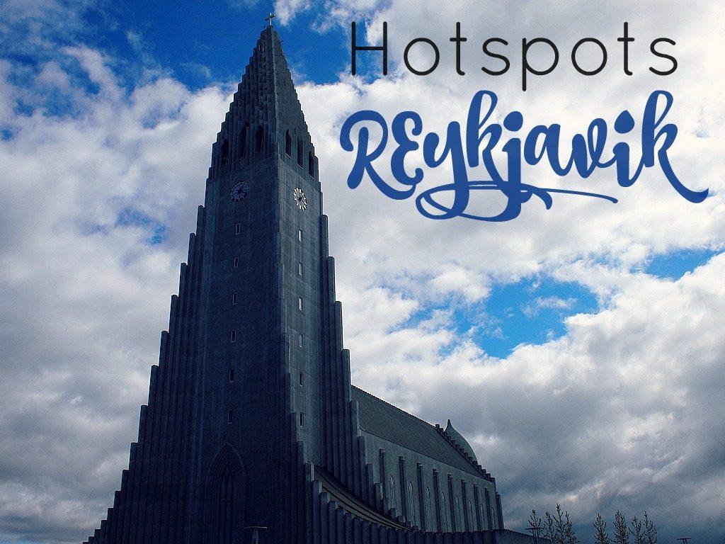 Hotspots Reykjavik om van te smullen