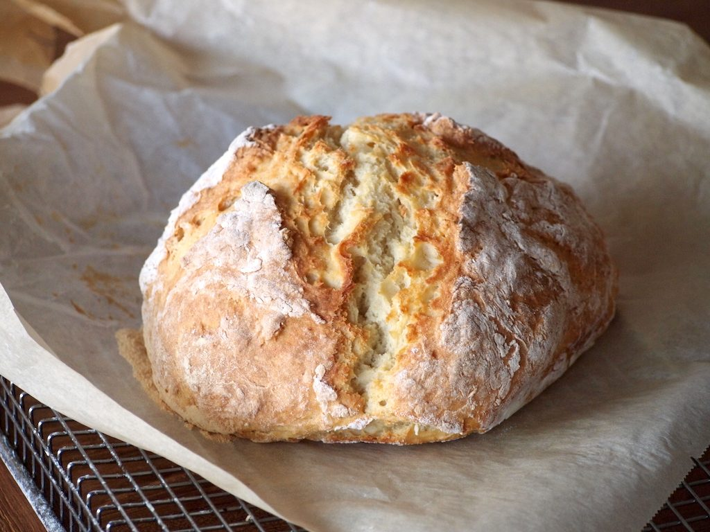 Recept Soda Bread | Snel en makkelijk brood
