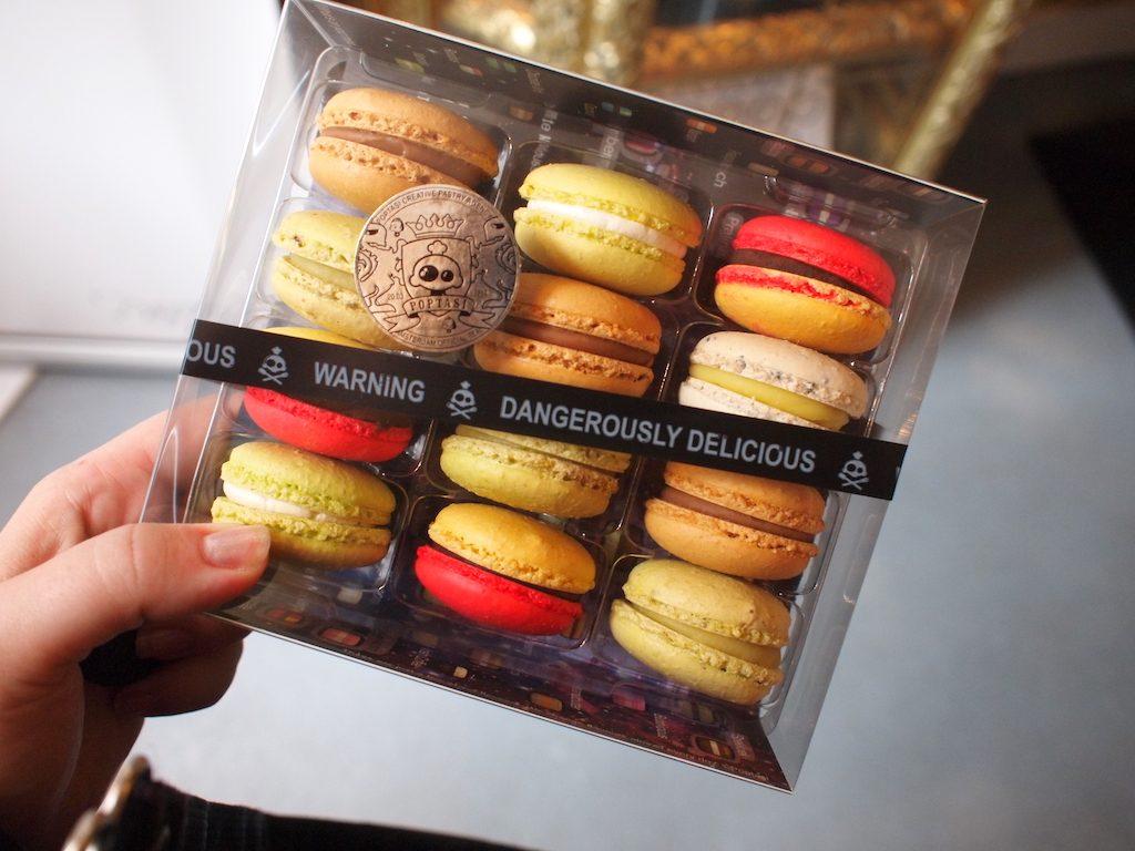 Poptasi | De lekkerste macarons van Amsterdam
