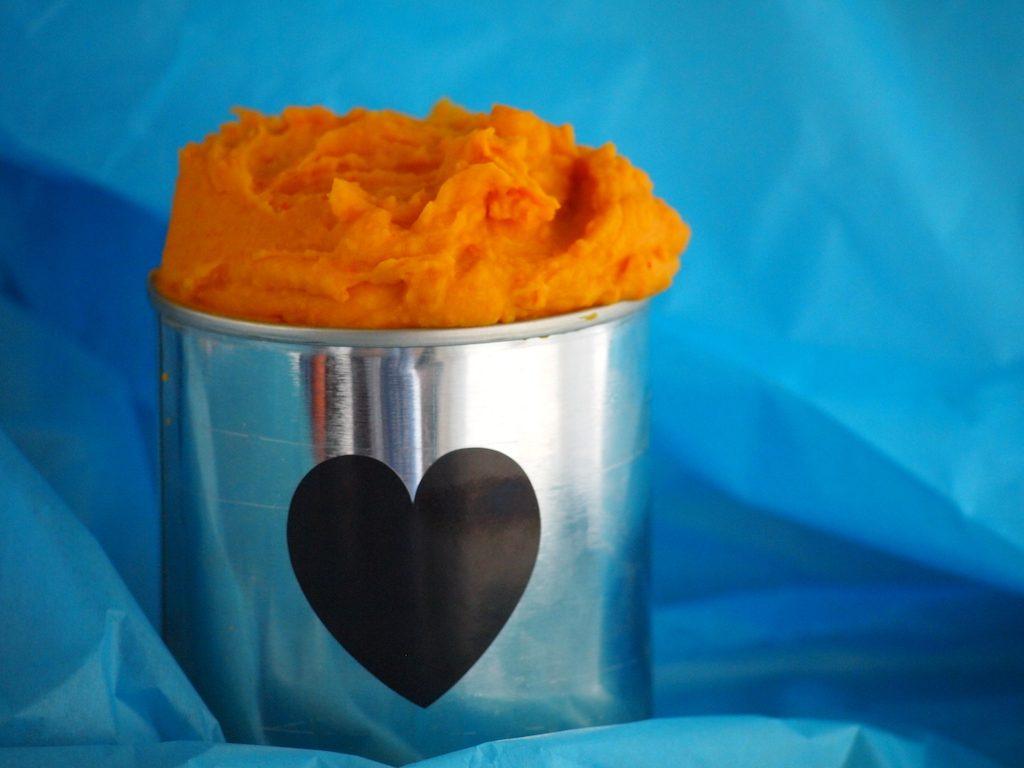Canned Pumpkin Puree maak je zo