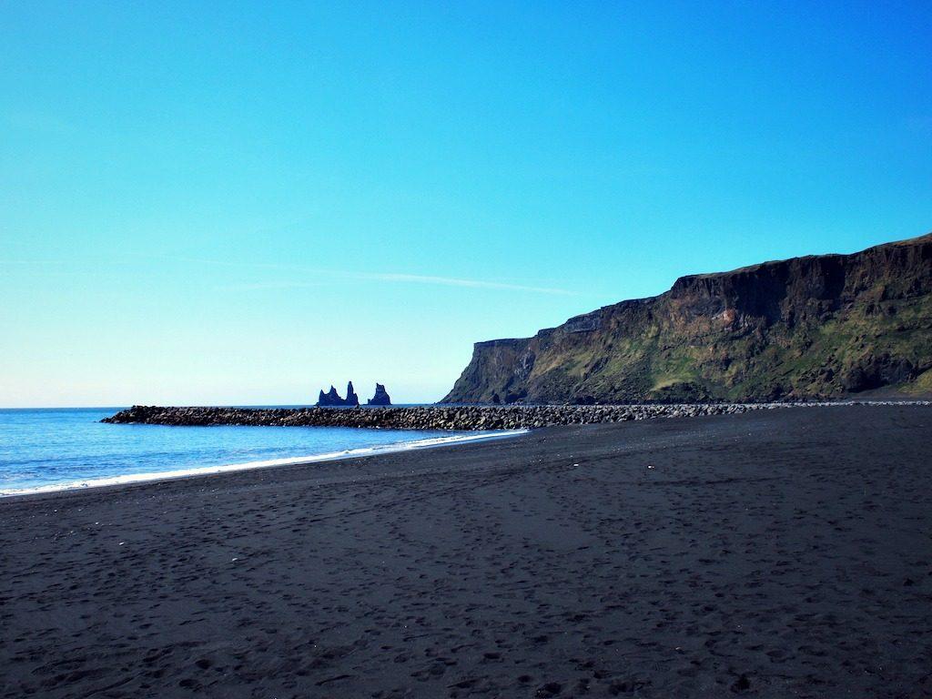 Reisverslag IJsland deel 1 – De zwarte stranden van Vík