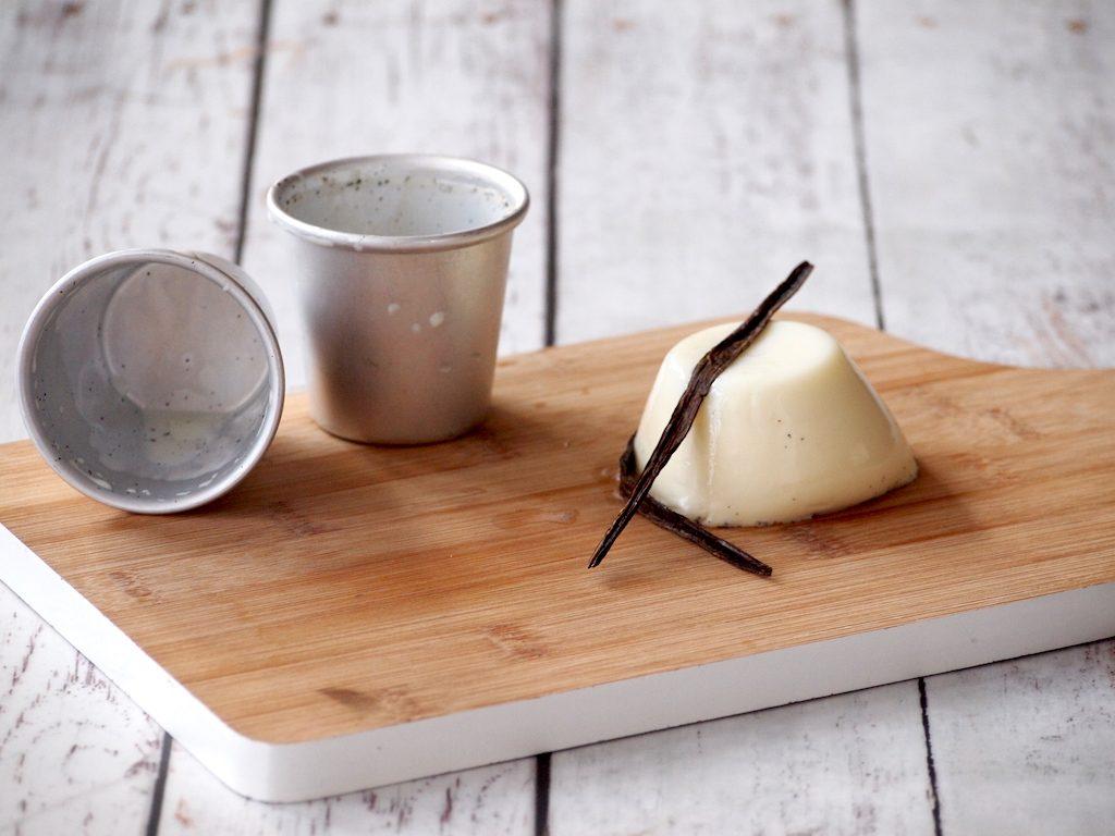 Simpel basisrecept voor panna cotta