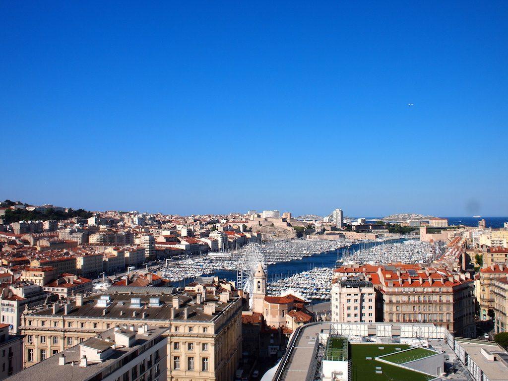 Overnachten in Marseille met fantastisch uitzicht