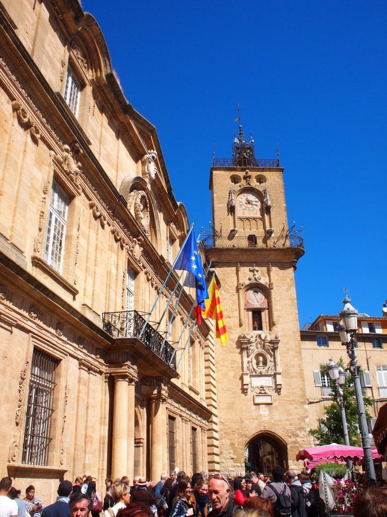 Romantisch weekend naar Aix-en-Provence