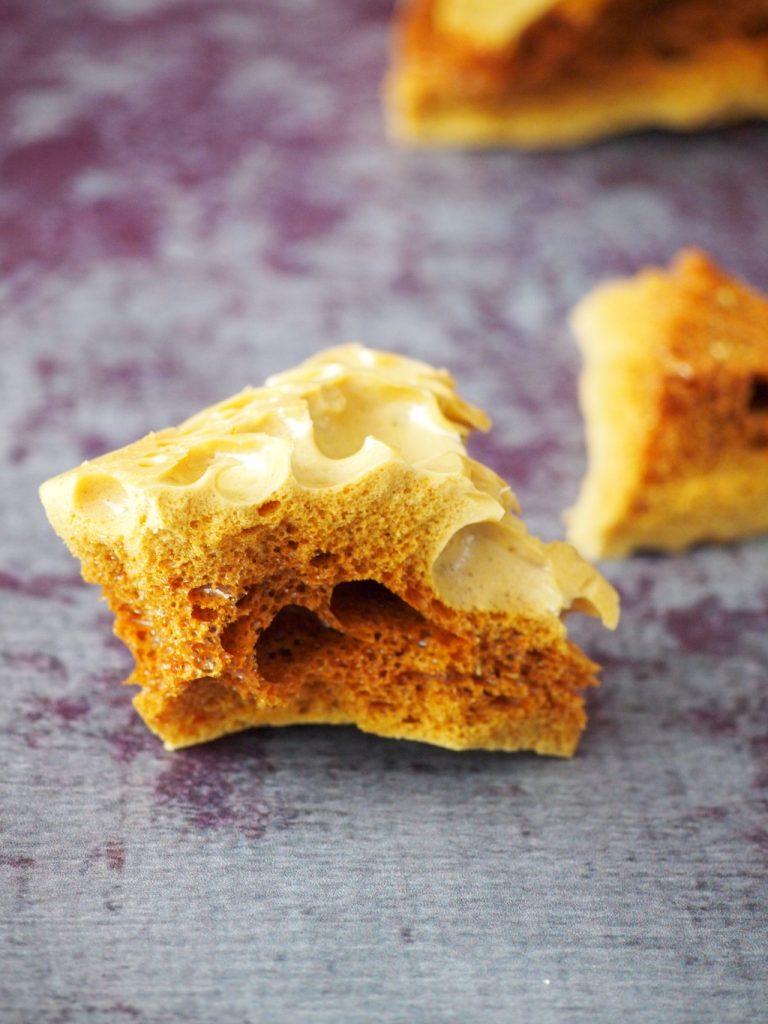 Honeycomb: een knapperig zoete traktatie