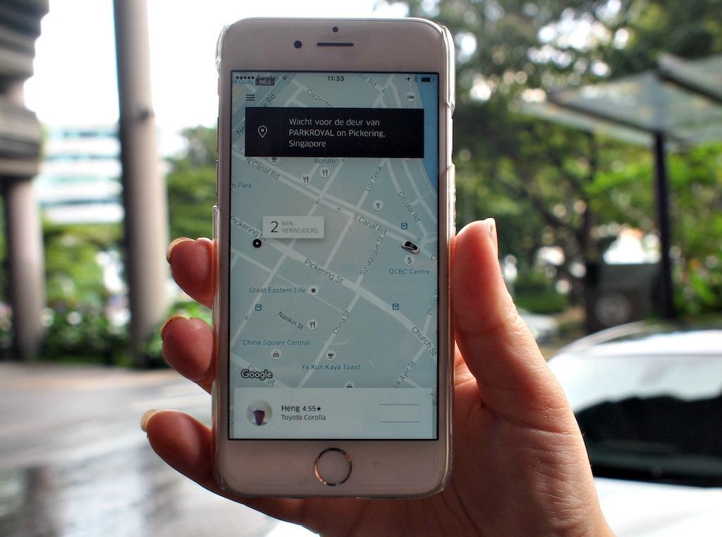 Favoriete Taxi Apps voor op reis