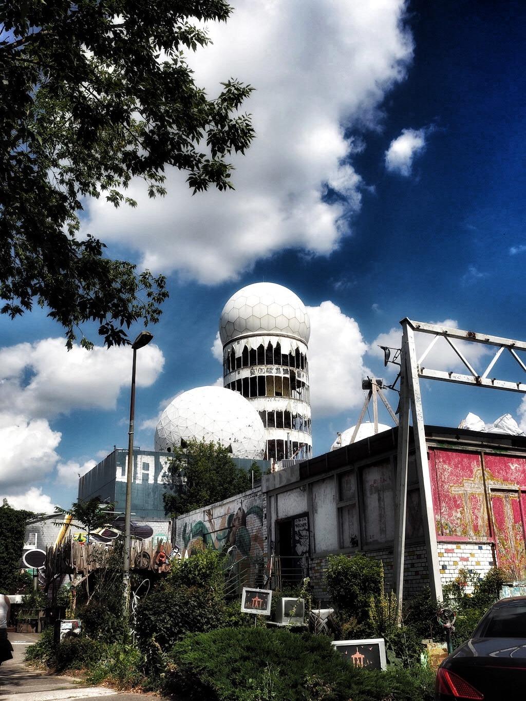 Teufelsberg Berlijn – Een verlaten afluisterstation vol met streetart