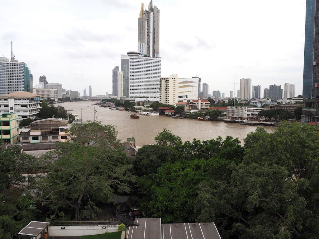 River View – een rooftopbar in Bangkok zonder poespas