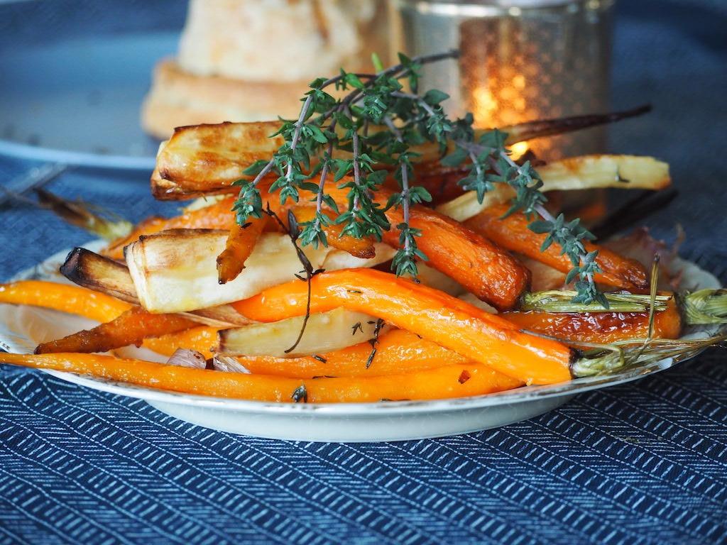Perfecte Pastinaak en Wortels uit de oven