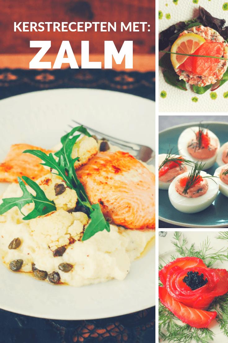 Heerlijke kerstrecepten met Zalm!