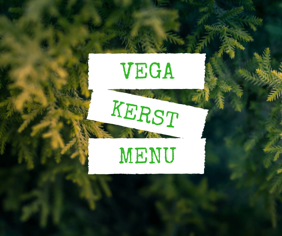 Vegetarisch Kerstmenu (zonder vlees of vis)