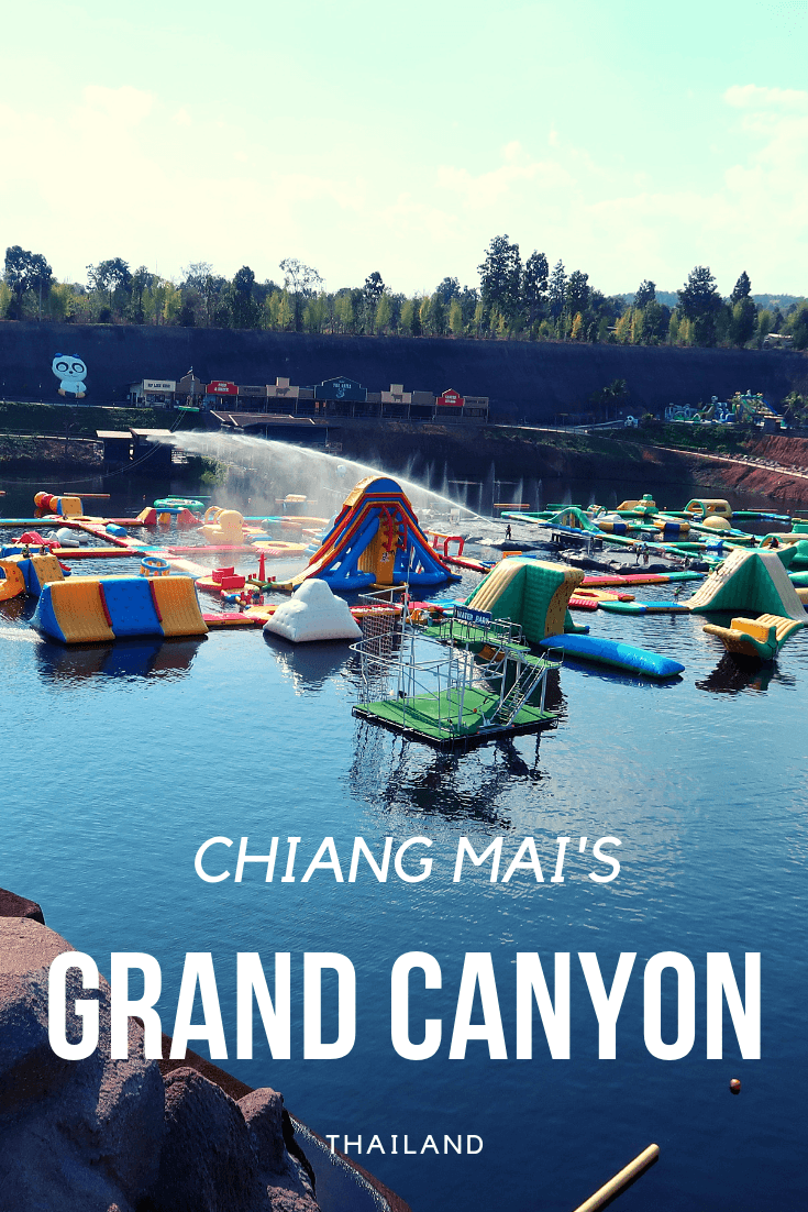 Waterpret in Grand Canyon Chiang Mai