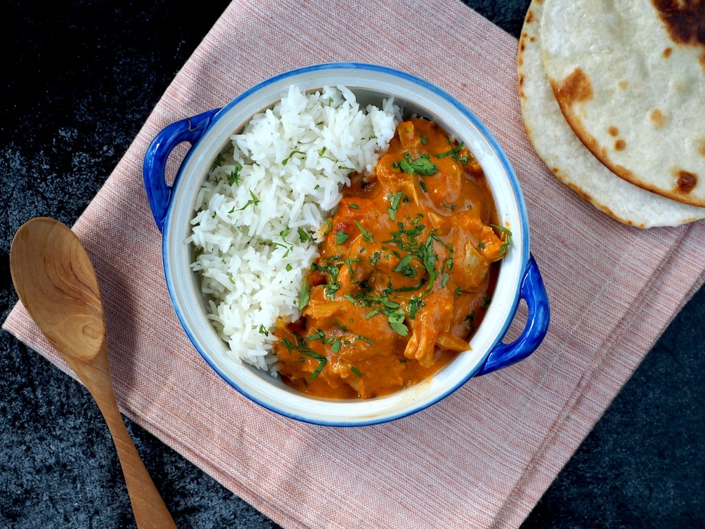 Indiase Butter Chicken – Instant Pot recept