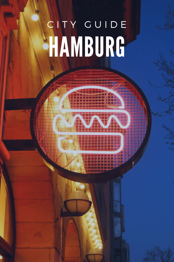 Cityguide + Hotspots Hamburg