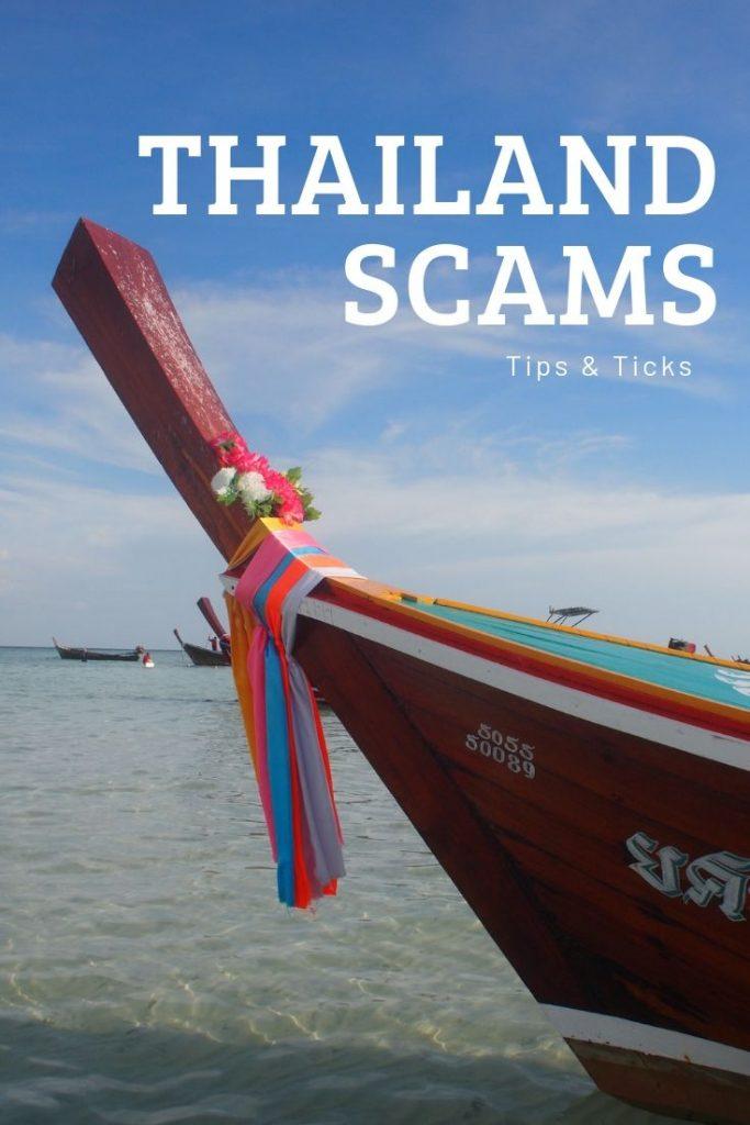 Oplichting in Thailand: zo voorkom je de bekende scams