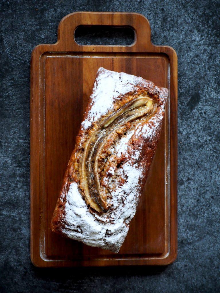 Pompoen Bananenbrood met speculaaskruiden