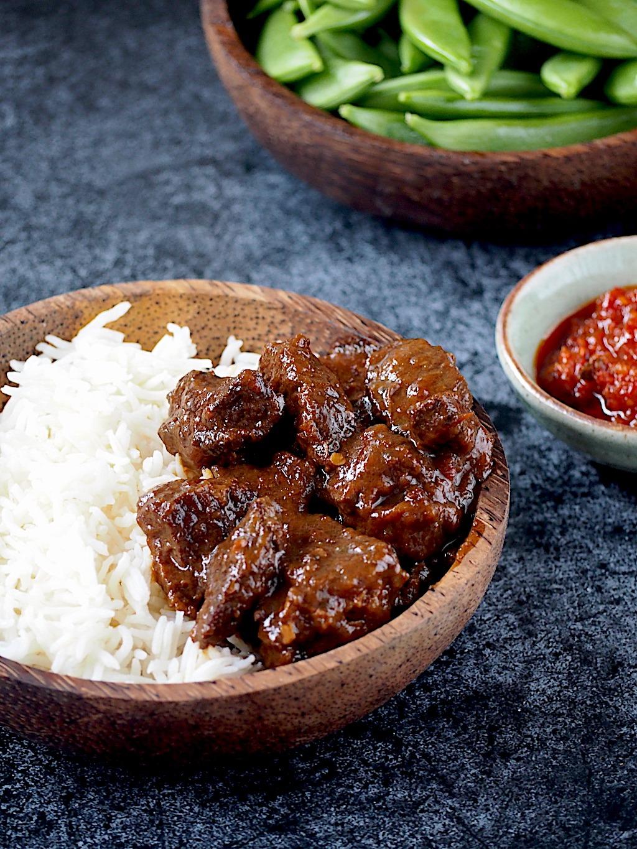 Daging Smoor (Indonesisch rundvlees in ketjap)