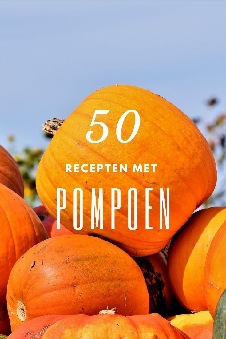 50 heerlijke recepten met pompoen
